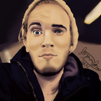 Pewdiepie~ by Onj-Art