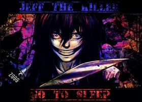 Jeff the Killer by Zlata666