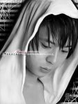 Yoochun - Drawing :For Deb: by MakaiAsh