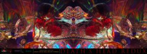 Death's Head Redux by deepvoidskitzoid