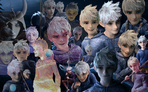 Jack Frost Wallpaper(1) by IncognitoMallard