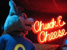 Chuck E. Cheese by drgirlfriend