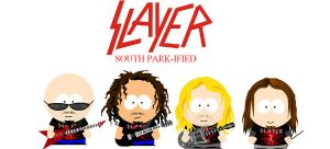 Slayer, South Park-ified by ShadowOfTheDay277
