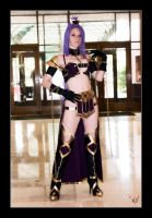 Eva ~ Record of Agarest War 2 by SinnocentCosplay