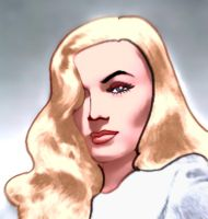 veronica lake by Dennis80