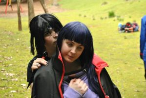 Itachi and Hinata 3 by AniCosOfficial