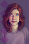 Freckles by Kurospoons