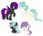 Foal auction -OPEN- Breedable example by lizzy-dark-rose