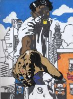 graff city by boot-cheese-3000