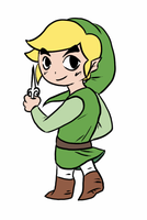 Link the Hero by Dilly-Oh