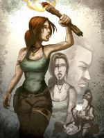 You're a Croft (Tomb Raider Reborn Contest) by RyanJames22