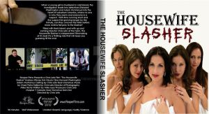 The Housewife Slasher Bluray Cover by trendyblue