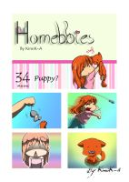 Homebbies 34 Puppy by KimiK-A