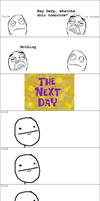 NOTHING by SILLYLITTLECOMICS