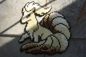 #038 Ninetales by Puppylover5