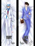 commission Pillows: Detective Conan by Ruri-dere