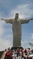Cristo Redentor by orthuga
