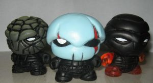 sd glyos painted by evldemon