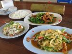 Thai Seafood and Thai dessert by pete7868