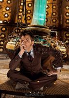 Doctor Who - Titan Comics: Tenth Doctor 2.8 by willbrooks