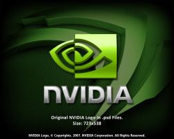 Original NVIDIA Logo by mjamil85