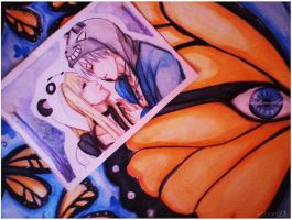 works in watercolor by Tobari21