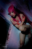 Lucy ( Elfen Lied) by purin1201