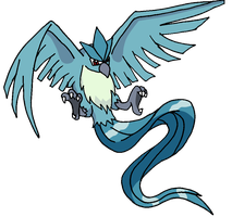144 - Articuno by Tails19950