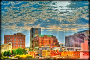 Fort Worth in lots of Color by Bartonbo