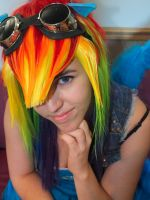 A little Dash of Rainbow by SkyPandaPhotography