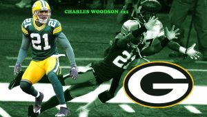 Charles Woodson by jason284