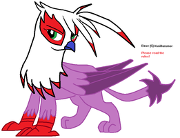 Heather Fireclaw: new oc for A Dark Heart Road by Darkussdude3901
