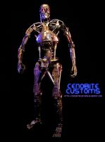 Endoskeleton Repaint by AOPaul