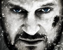 Liam Neeson. The Grey by StalkerAE