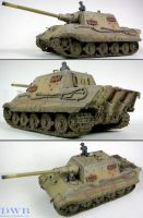 Jagdtiger by Bang-Doll-SSI
