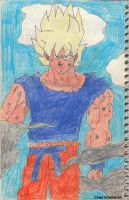 DBZ 1 by bluefire4000