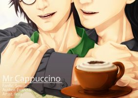 Mr Cappuccino by Iksia