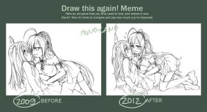 Meme - Draw this again#2 by MONO-Land