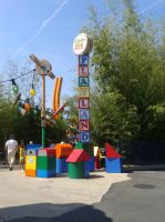 Toy Story Play Land by Moka898