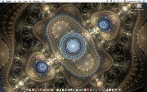 My Desktop by AngelPop