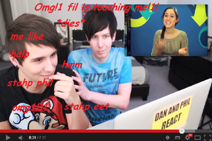 stahp eet phil by MiddyLPS