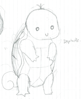 Preview-Sketch-Derpturtle by Happee-Dudlez