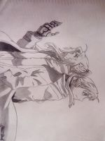 Eduardo And Alphonso Elric by octabomd