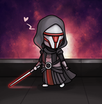 Darth Revan by HarmaaGriffin