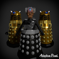 Weekend Challenge 5 - Sculpting the Upper Body by Davros-the-2nd