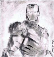 Iron Man - Mark III by blessyo4