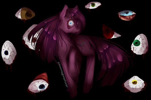 Watching Me... by xKittyblue