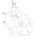 Pokemon Contest Wip by Pal590
