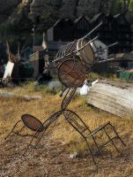 chair art by awjay