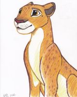 lion king oc for a friend by meg15warrior